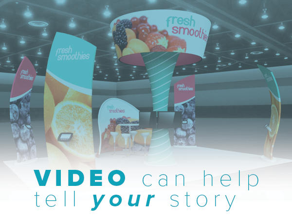 Allied Pixel CEO Bill Haley writes guest blog about trade show videos. Trade Show Video Benefits Allied Pixel Embarq Creative